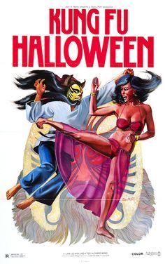 Kung Fu Halloween (1977)