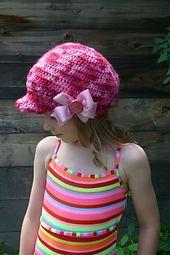 Ravelry: Jayde hat pattern by Valerie Whitten