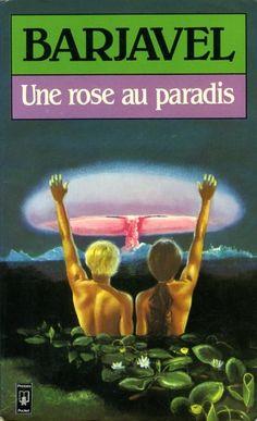 Challenge littéraire : lectures de janvier une rose au paradis barjavel