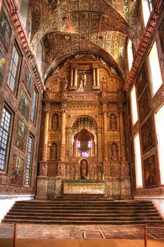 St.Francis of Assisi, Goa