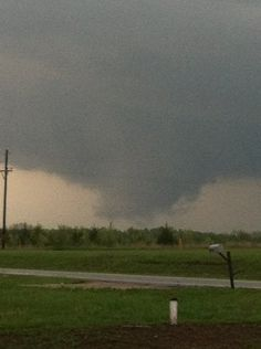 Tornado in Salina KS  April 14, 2012
