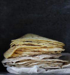 Baka eget tortillabröd – fyra olika recept