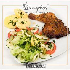 Degusta un menú #SencillamenteDelicioso en el almuerzo! En @Orinokia_Mall Zona Gourmet y @CCCAltaVistaII Puerta 1