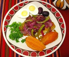 Escabeche de Pescado #Peruvianfood #food #recipies #peru #mariscos