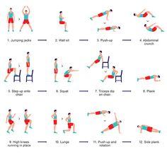 7 minutters træning med stor effekt - Alt for damerne