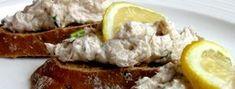 Tuňáková pomazánka Beef, Snacks, Food, Sandwich Spread, Meat, Appetizers, Essen, Meals, Yemek