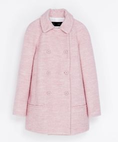 Perfect fall pink coat