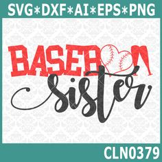 CLN0379 Baseball Sister Uncle Aunt Brother Family Shirts SVG DXF Ai Eps PNG Vector Instant Download COmmercial Cut File Cricut SIlhouette by CraftyLittleNodes on Etsy
