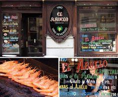 Madrid Tascas: The Genuine Taste of the Past.