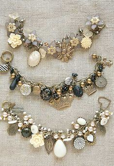 We've just finished our Fall 2013 Josephine bracelet and necklace kits, and have planned a workshop on jewelry making for all those who ...