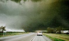 Hesston tornado... was a kid when this happened.  I remember it..