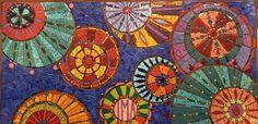 New Mosaic Mural at Institute of Mosaic Art — True Mosaics Studio
