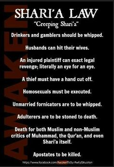 Barbarians...the whole religion is a plague on humanity. And Hillary wanted to bring Thousands into our country...
