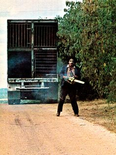 'Texas Chainsaw Massacre' (1974)