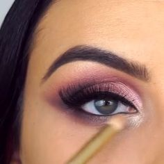 15 beautiful makeup looks for blue eyes (I have green eyes, but that's a good one… - makeup secrets - Make-Up Makeup Eye Looks, Eye Makeup Steps, Beautiful Eye Makeup, Smokey Eye Makeup, Skin Makeup, Eyeshadow Makeup, Easy Makeup, Amazing Makeup, Cute Eyeshadow Looks