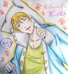 Nathaniel by sakura-streetfighter on DeviantArt