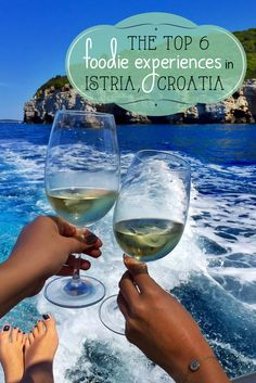 Here are some of the finest gastronomical and foodie experiences that Istria, Croatia has to offer! #travel #croatia #foodie