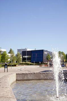 Högskolan Dalarna i Borlänge