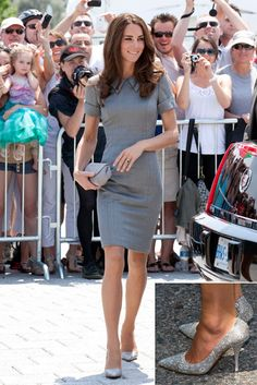 Love the Easy and clean work outfit Kate Middleton - Kate Middleton's style slammed by shoe designer - Duchess of Cambridge - Nicholas Kirkwood - Shoes - Marie Claire - Marie Claire UK