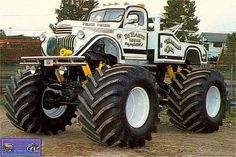 Lifted Chevy Trucks, Ford Pickup Trucks, Jeep Truck, 4x4 Trucks, Custom Trucks, Cool Trucks, Customised Trucks, Chevy 4x4, Monster Truck Cars