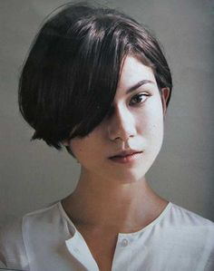21.Short Bob Hairstyle For Women