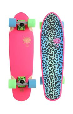 Vibrant Penny Board from Pacsun.... WANT