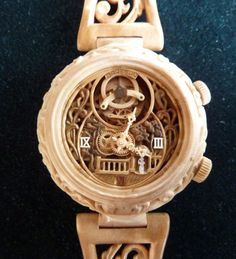 Complicated All Wood Watches By Valerii Danevych valerii danevych