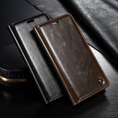 For Xiaomi Redmi Hongmi Note3 & Redmi Note 3 Pro Case Luxury Magnet Stand Wallet Leather Original CaseMe Logo Flip Cover Bag