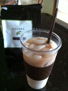 Drink Chocolate: Iced Choffy  www.drinkchoffy.com/leeann