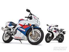 Honda CBR 900RR 20th Anniversary