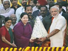 Message for Narendra Modi from Tamil Nadu: 'Madam Would Like Close Ties'