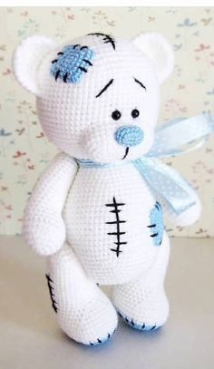 44 Awesome Crochet Amigurumi Patterns For You Kids for 2019 Part amigurumi for beginners; amigurumi for kids; amigurumi animals 44 Awesome Crochet Amigurumi Patterns For You Kids for 2019 Part amigurumi for beginners; amigurumi for kids; Crochet Amigurumi, Crochet Teddy, Crochet Bunny, Cute Crochet, Amigurumi Doll, Crochet Animals, Crochet For Kids, Crochet Crafts, Crochet Dolls