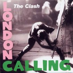 London Calling - The Clash #londoncalling #clash