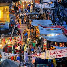 This is What Life Within the Walled City of Lahore is Like