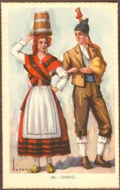 Tipos asturianos