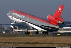 northwest airlines | Northwest Airlines N235NW aircraft at Amsterdam - Schiphol photo