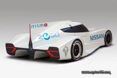 Lucas Ordóñez confirmado como primer piloto del Nissan ZEOD RC