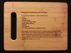 Custom engraved cutting board for Pam from 3DCarving on Etsy