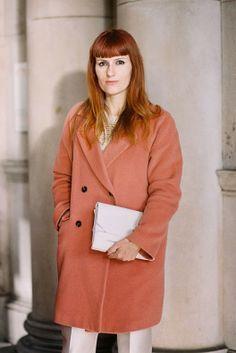 London Fashion Week AW 2014....Sara