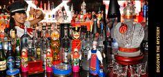 Rasha Nasha Restaurant: Russian Restauarant and Vodka Bar in Flatiron District NYC