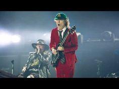 Nach Ausfall von Brian Johnson: Axl Rose wird Leadsänger bei AC/DC | traveLink.