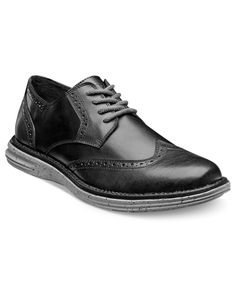 853f7a7f1721 Stacy Adams Armstrong Wing-Tip Shoes   Reviews - All Men s Shoes - Men -  Macy s