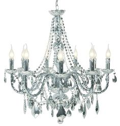 Classic Chandelier   EDAS inspired for sure!
