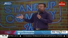 Dede Kendor ~ Stand Up Comedy Indonesia Terbaru 29 November 2015