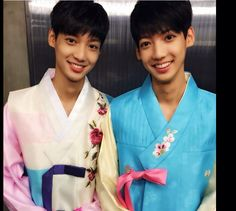 Kwangmin and Youngmin ❤️ BOYFRIEND
