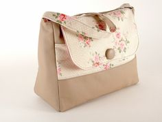 Sew an exclusive faux leather bag with Debbie Shore