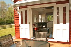 Elm Grove Cottage, Rural B&B Greytown New Zealand selfcontained accommodation