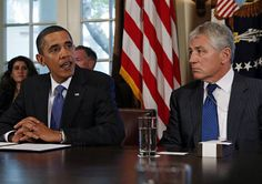 The National Memo » Hagel's Top Qualifications? His Infantry Service — And Strong Veteran Support