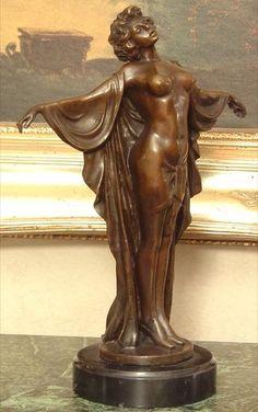 Bronze Sculpture Greek Goddess Aphrodite