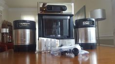 Look what I just got! It's PicoBrew, a homebrewing appliance certain to become my new best friend!